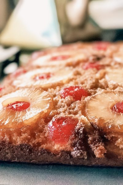 Old Fashioned Pineapple Upside Down Cake Recipe