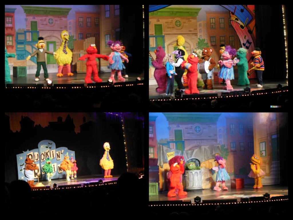 Sesame Street Live! Elmo Makes Music