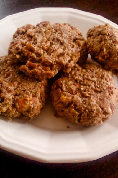 Gluten Free Power Crunch Cookies