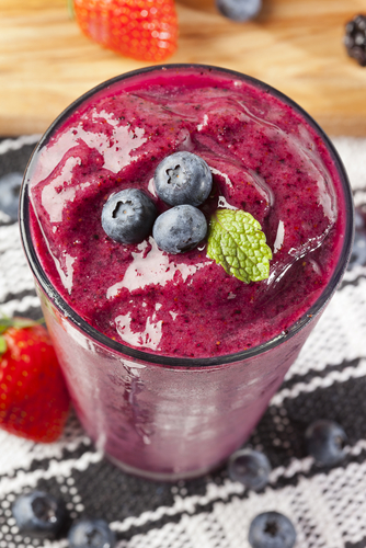Blueberry Morning Smoothie