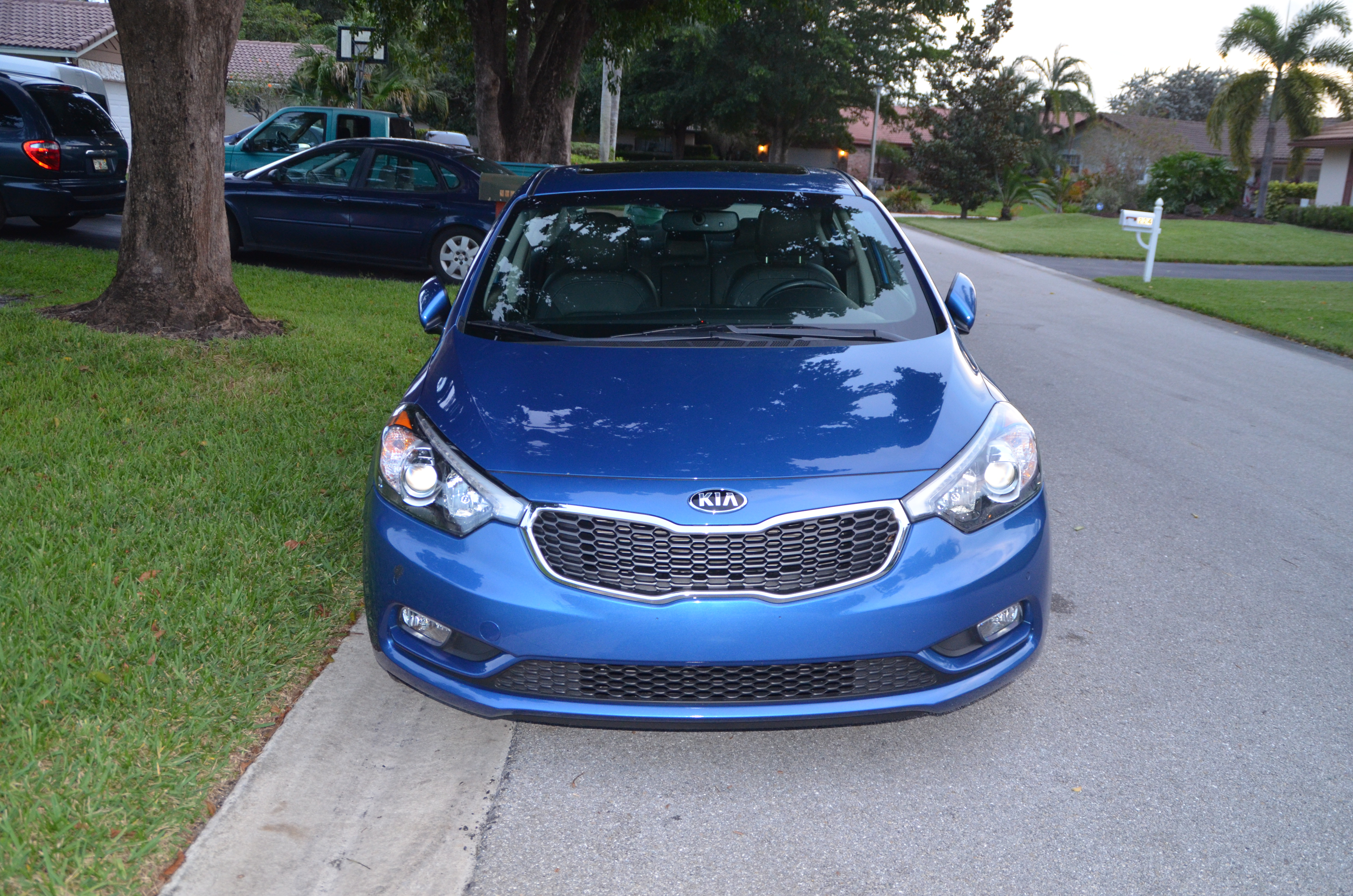 We love the 2014 Kia Forte EX