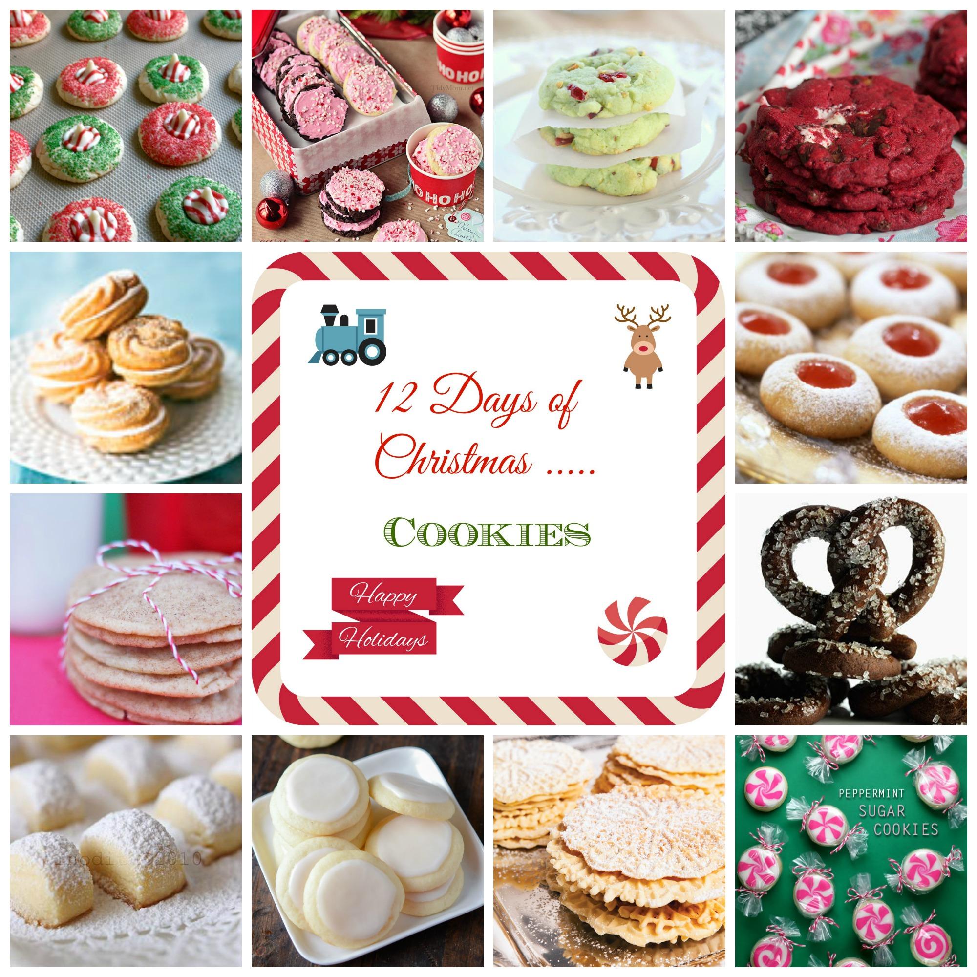 12 Days of Christmas - Christmas Cookies