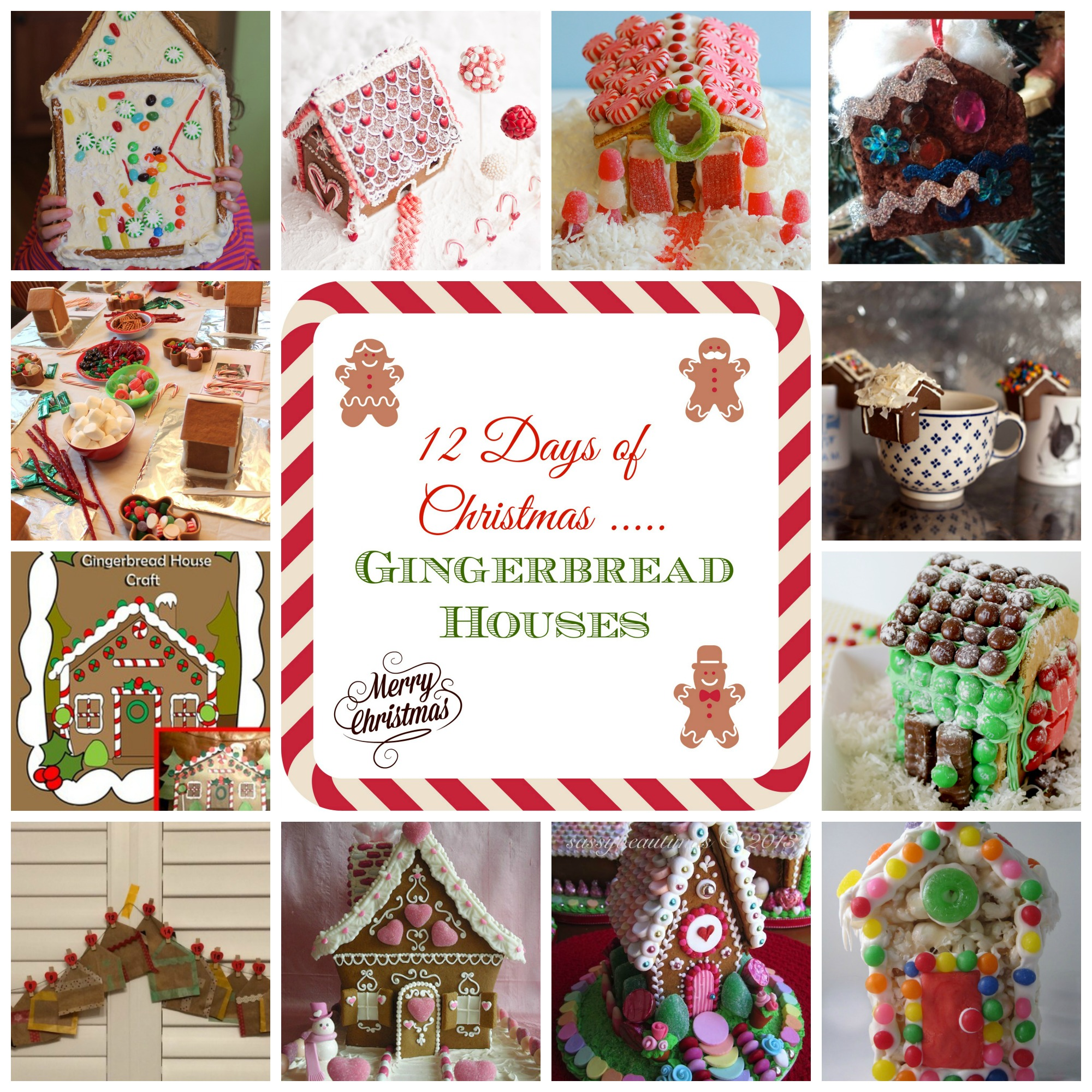 12 Days of Christmas – Gingerbread