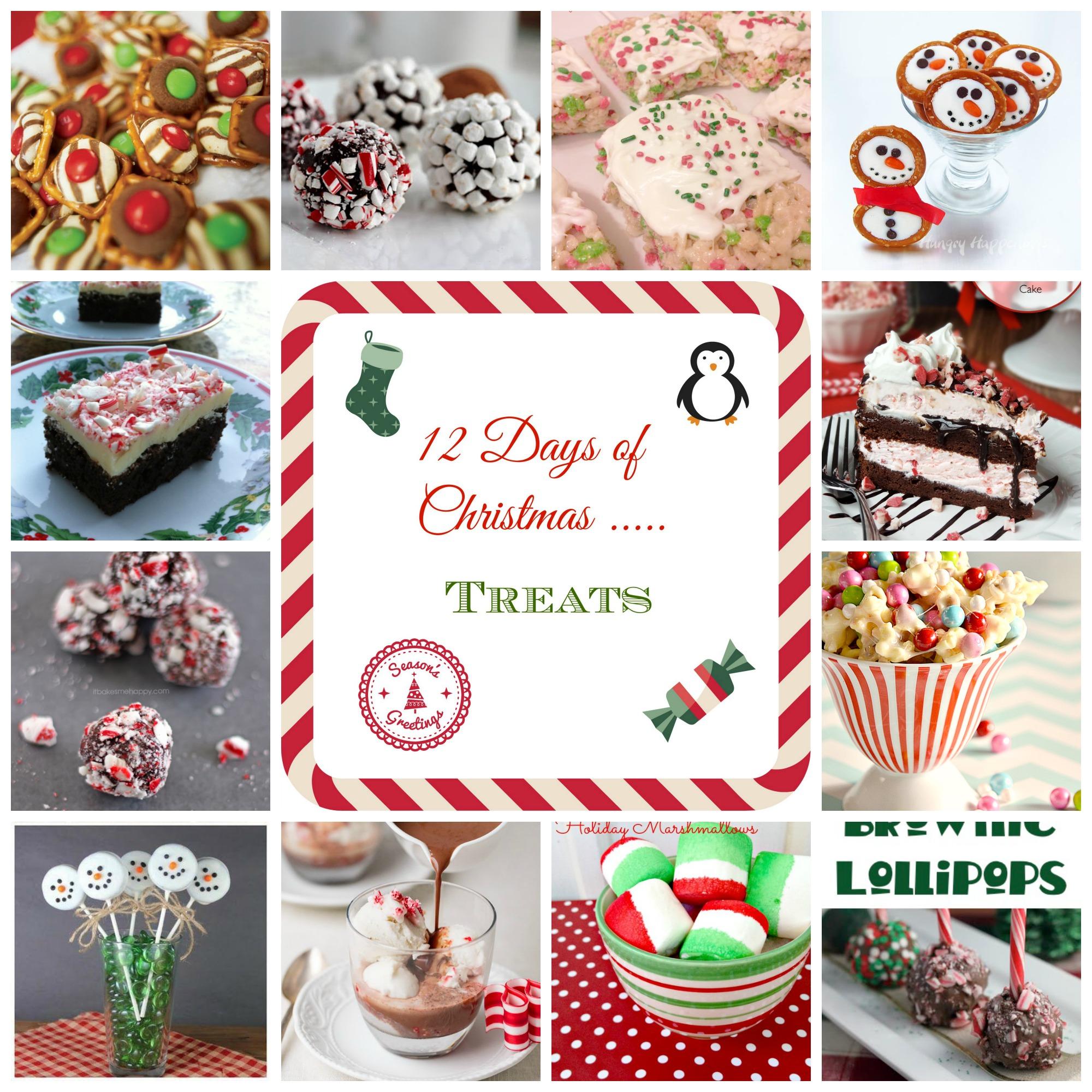 12 Days of Christmas - Christmas Treats
