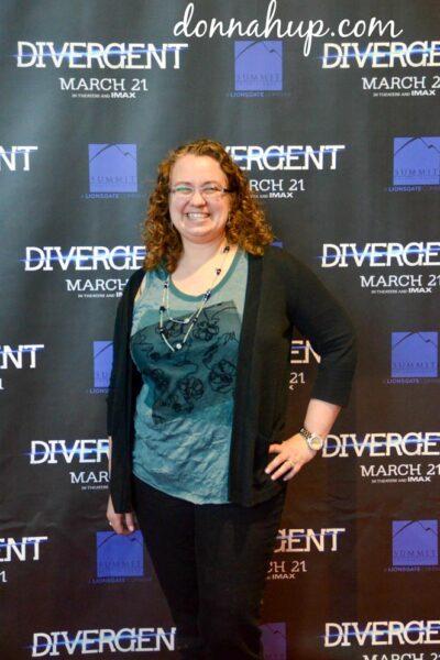 Divergent Red Carpet Premier #DivergentMOA