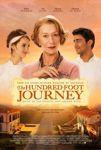 The Hundred-Foot Journey donnahup