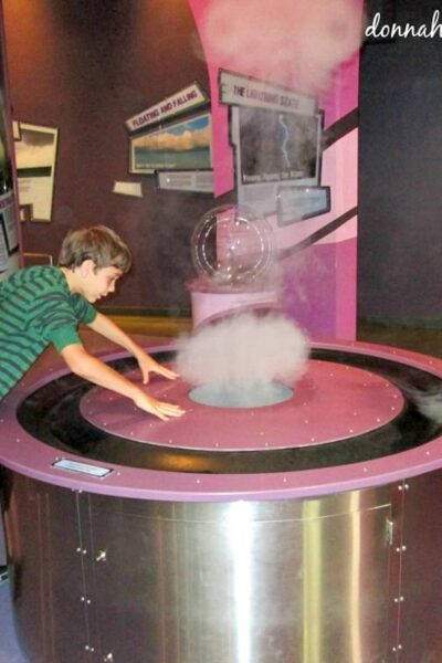 Museum of Discovery and Science in Fort Lauderdale, FL