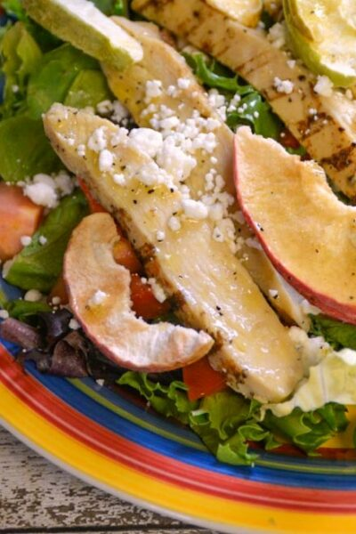 Fuji Apple Chicken Salad Recipe