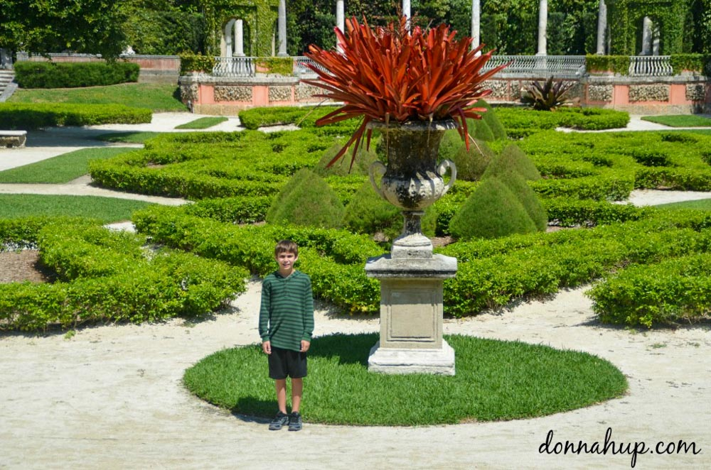 Vizcaya Museum & Gardens in Miami, FL