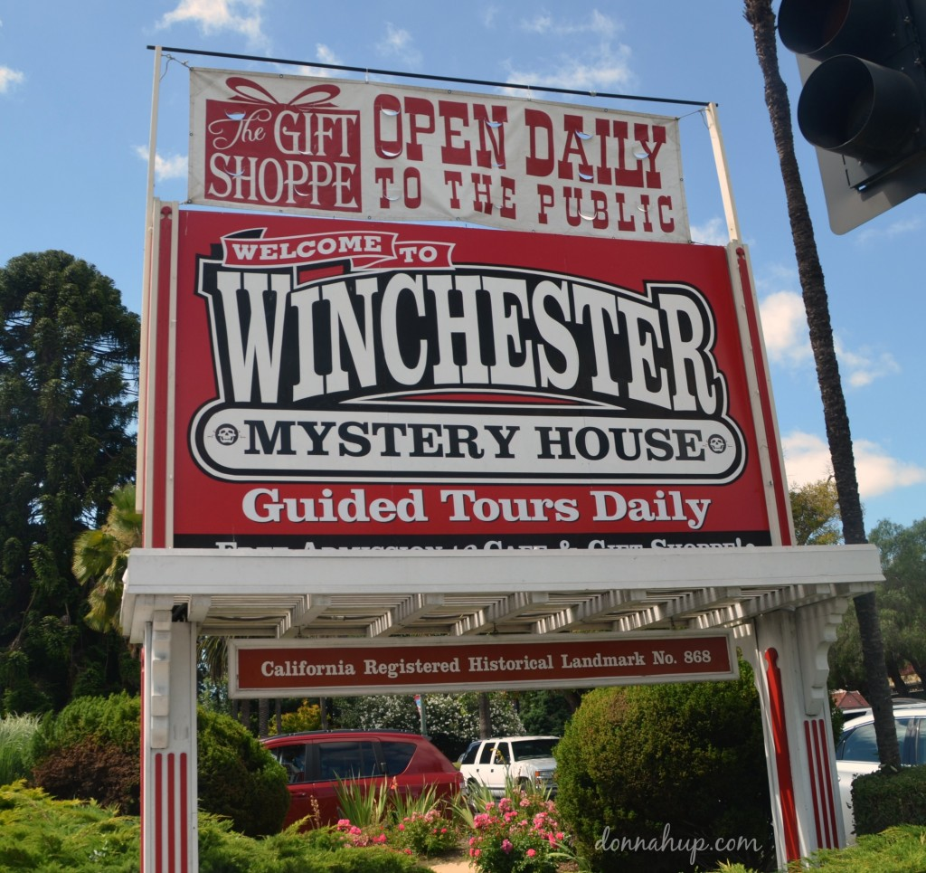 Discover the Mystery of Winchester Mystery House in San Jose, CA #travel #review donnahup