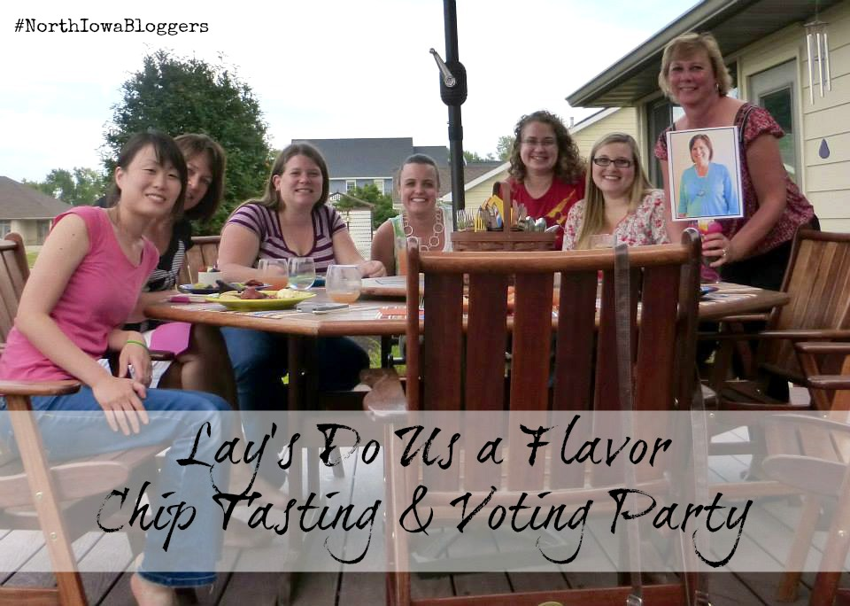 Lay's Do Us a Flavor Chip Tasting & Voting Party
