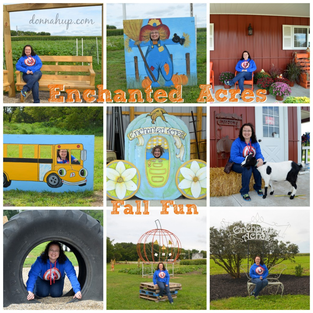 Fall Fun at Enchanted Acres #NorthIowa #Iowa #midwest #Fall #northIowaBloggers donnahup #review