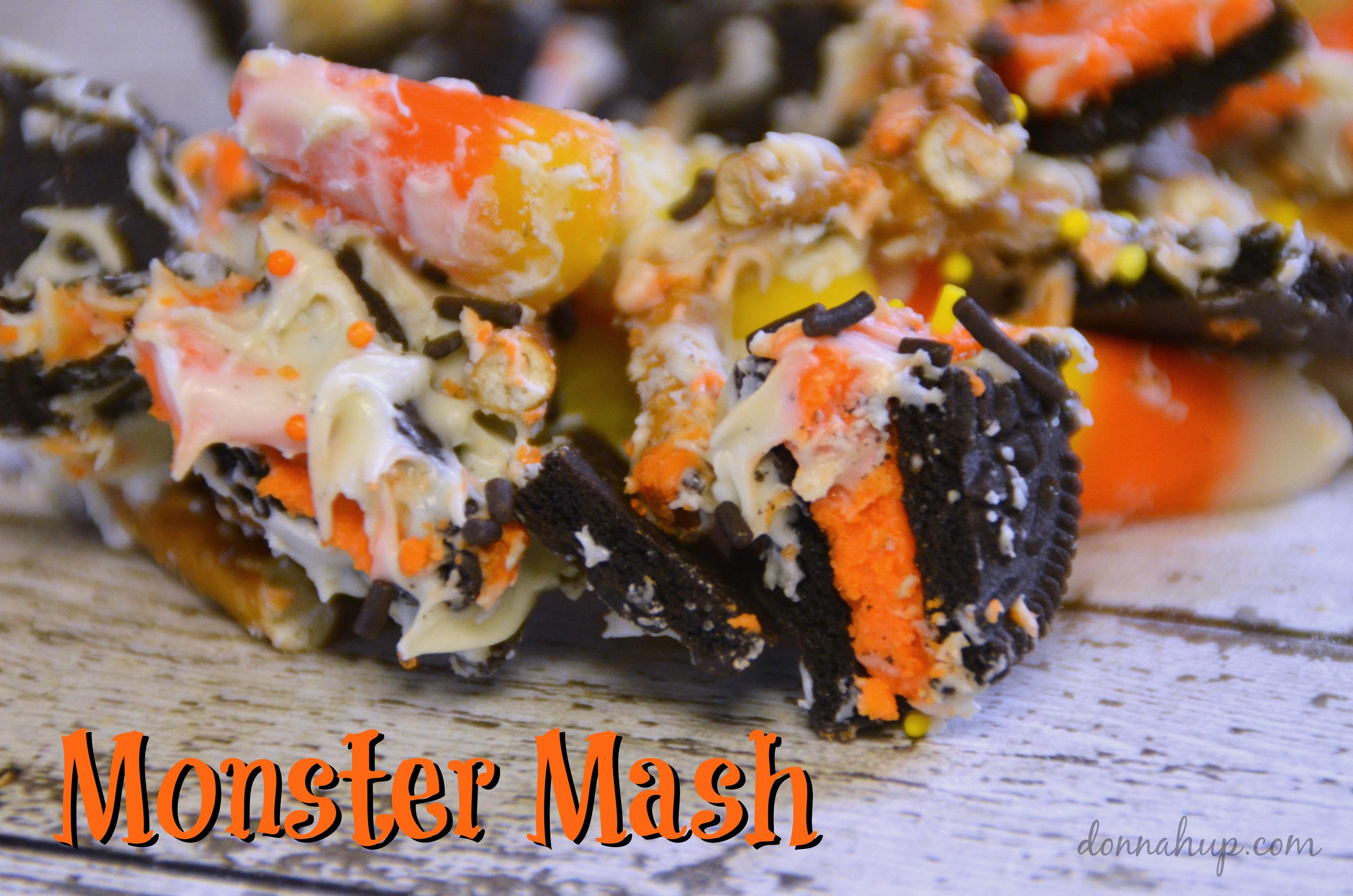 Monster Mash Recipe