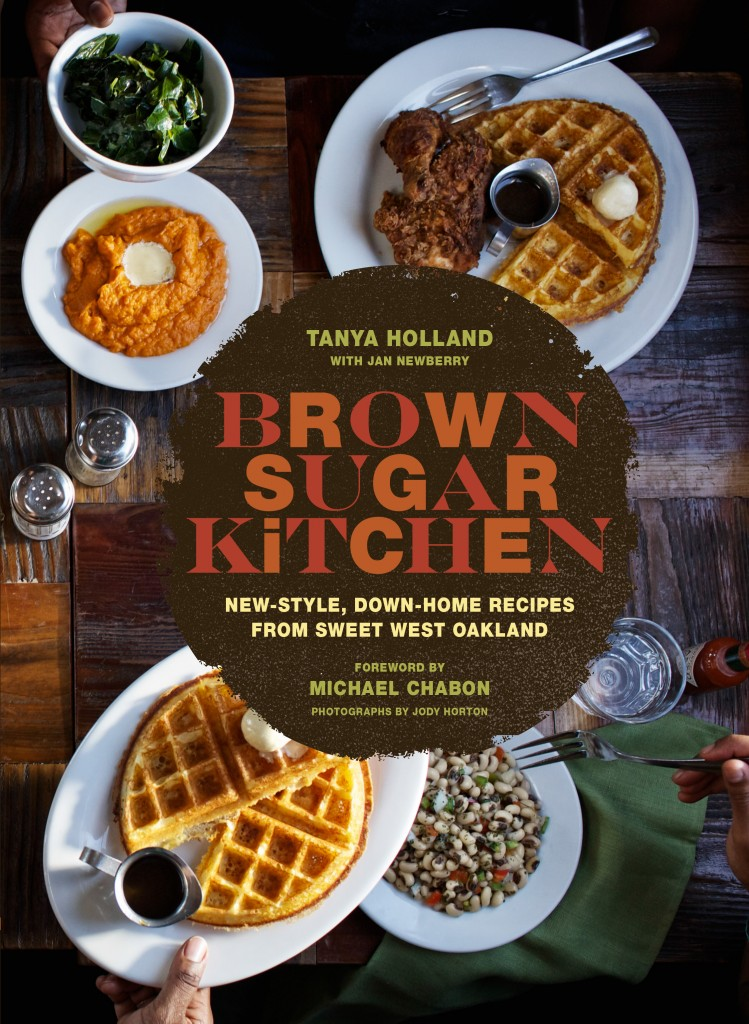 Meeting Tanya Holland at Sunset Savor Food & Wine Festival Buttermilk Fried Chicken Recipe #recipe #SunsetSavor #Savor #food #travel donnahup Brown Sugar Kitchen Cookbook #cookbook
