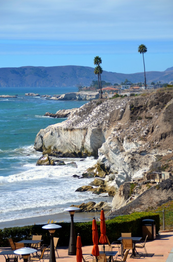 Relax On The CA Beach At SeaCrest Hotel In Pismo Beach