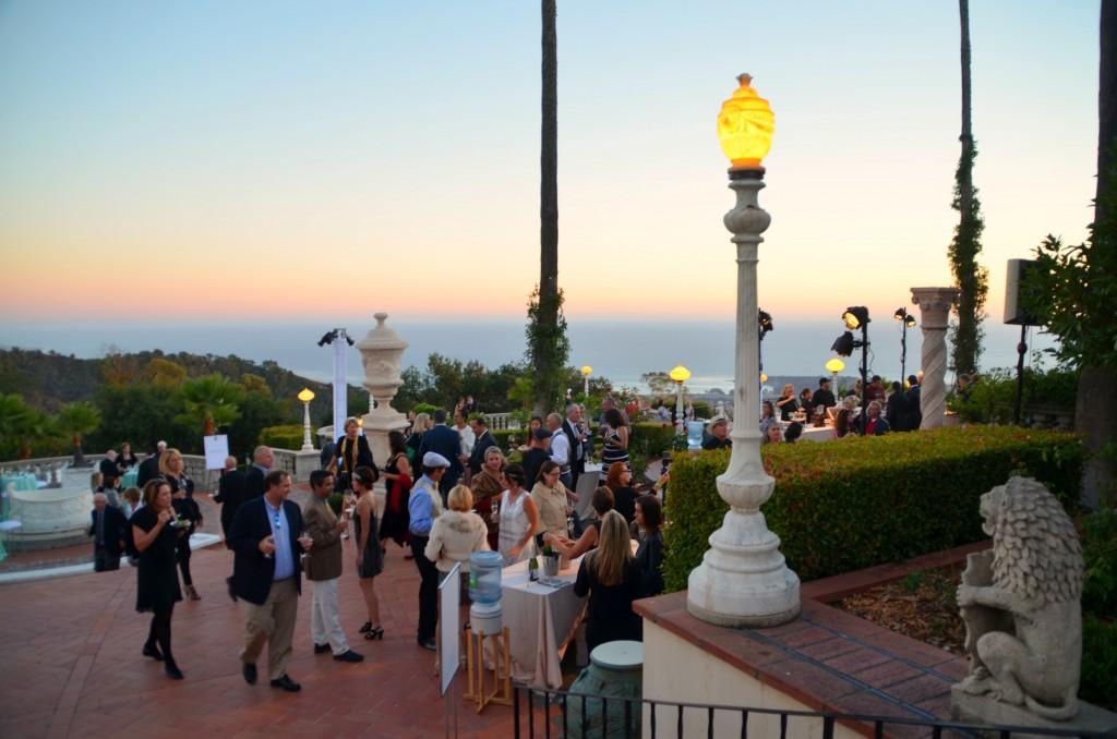 Sunset At Hearst Castle #SunsetSavor #travel #california #food #wine