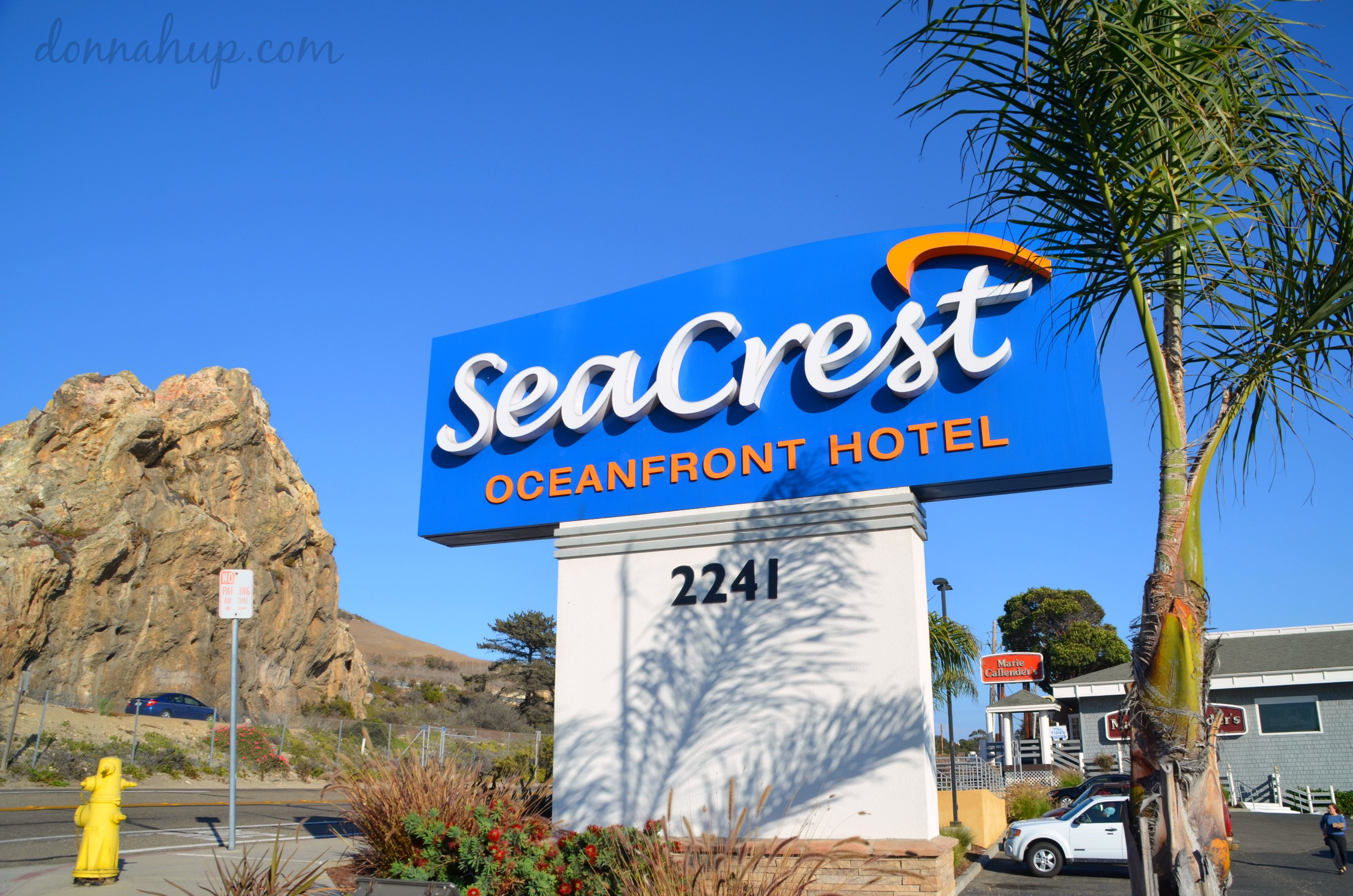 Relax On The Ca Beach At Seacrest Hotel In Pismo