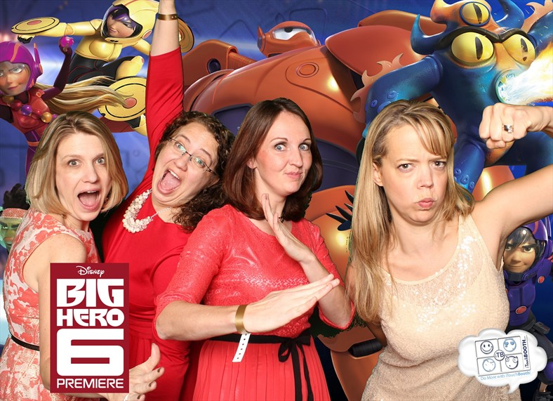 Walking the Red Carpet for the Big Hero 6 Premiere - A Night to Remember #BigHero6Event