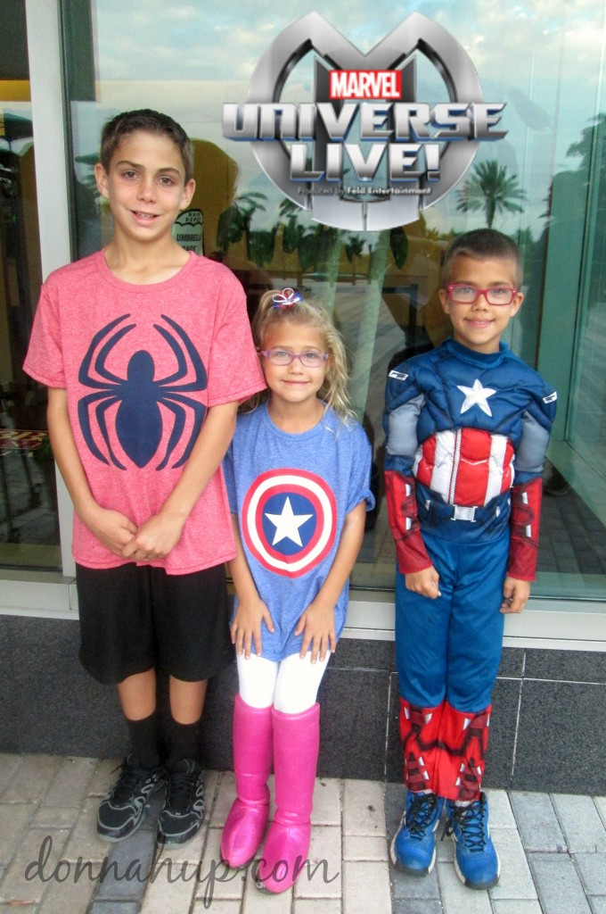 MUL button Marvel Universe Live - A Fun Family Experience #MUL #Marvel #entertainment