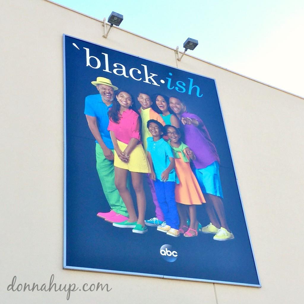 On the Set of black-ish #blackishABC #ABCTVEvent #BigHero6Event #television #entertainment #tv #abc #disney