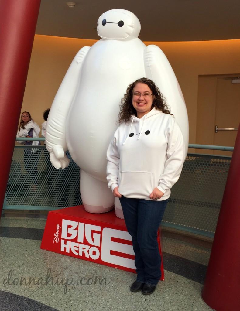 A Sneak Peak into the Making of Big Hero 6 #BigHero6Event #BigHero6