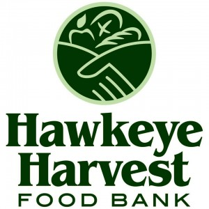 Hawkeye Harvest Giving Back to the Community at Hawkeye Harvest Food Bank with the #NorthIowaBloggers