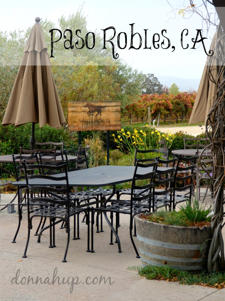 Paso Robles Button Visiting Paso Robles, CA #Travel #winecountry #PasoRobles #California #wine #foodie #review