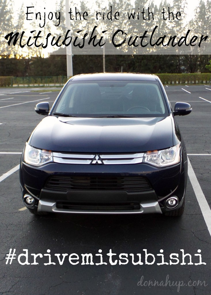 Enjoy the Ride with the Mitsubishi Outlander  #DriveMitsubishi #car #review #carreview #mitsubishi