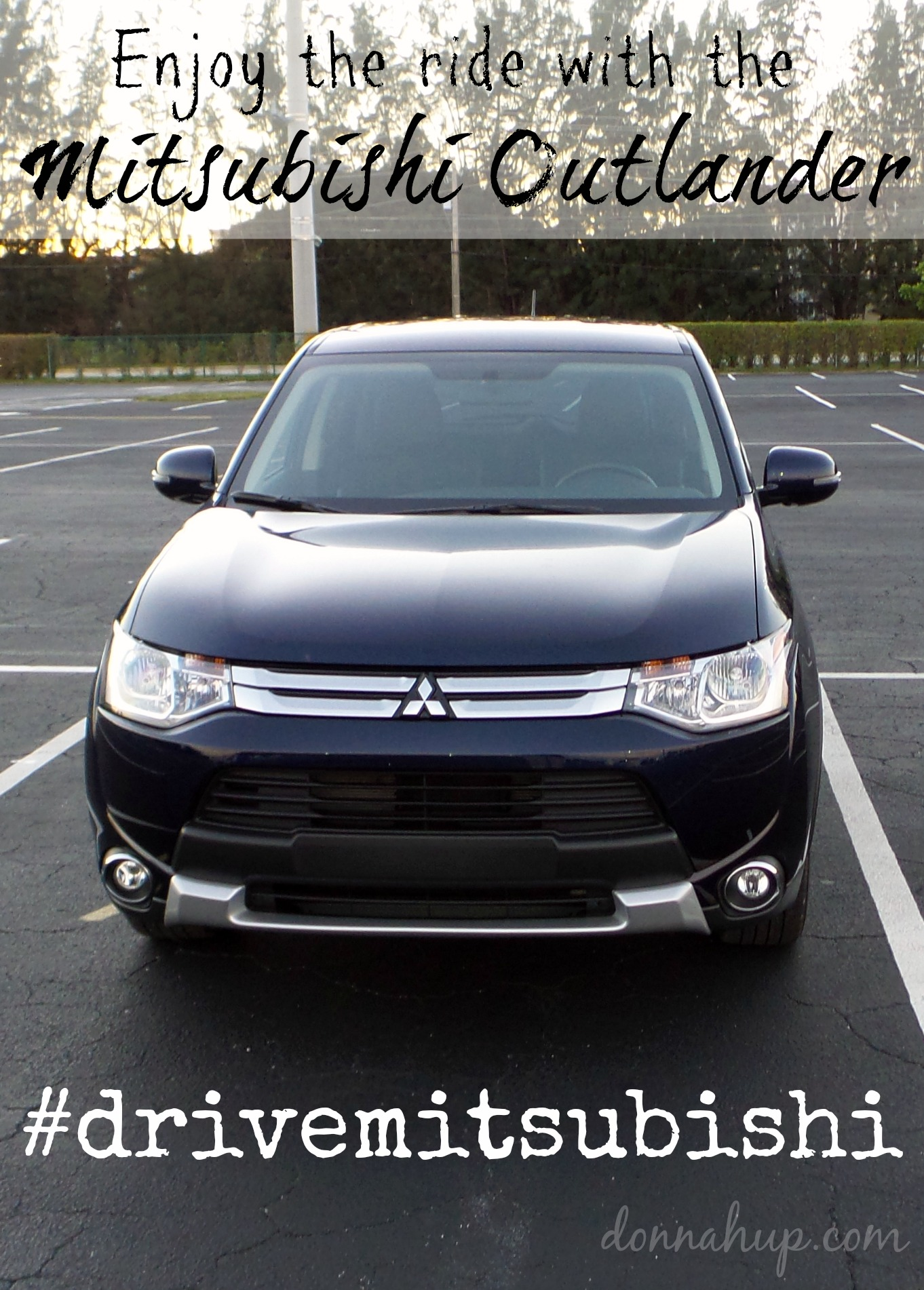 Enjoy the Ride with the Mitsubishi Outlander