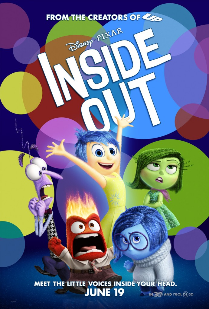 Inside Out I'm going to Pixar! Join me on my Inside Out Journey #InsideOutEvent #MonkeyKingdom #Waltagram
