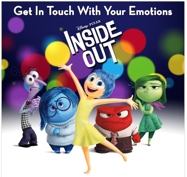 #InsideOutEvent I'm going to Pixar! Join me on my Inside Out Journey #InsideOutEvent #MonkeyKingdom #Waltagram
