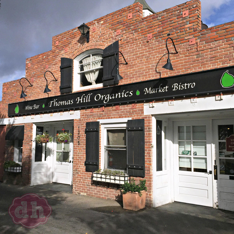 Thomas Hill Organics Bistro & Wine Bar
