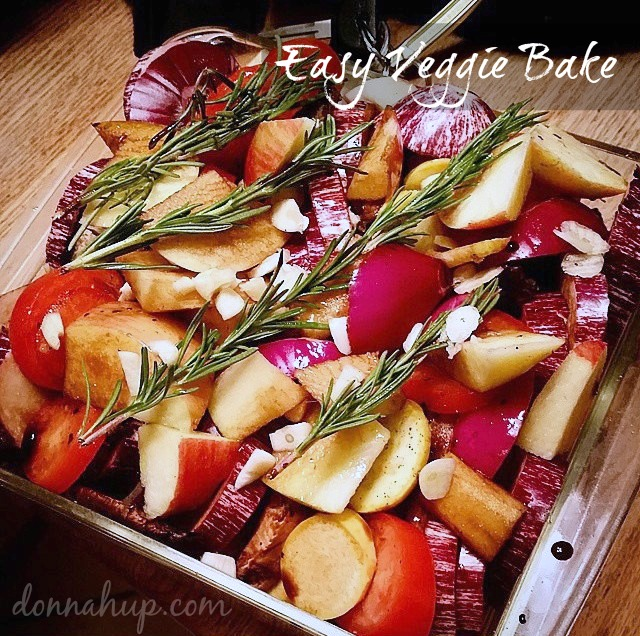Easy Veggie Bake Recipe