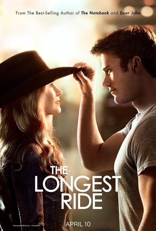 Longest Ride Movie Book #review Nicholas Sparks Britt Robertson Scott Eastwood interview donnahup #TheLongestRide #LongestRide