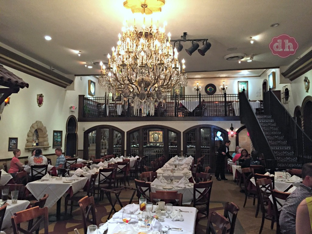 The Columbia Restaurant - a Florida tradition since 1905 Ybor City Tampa Florida #food #travel #review