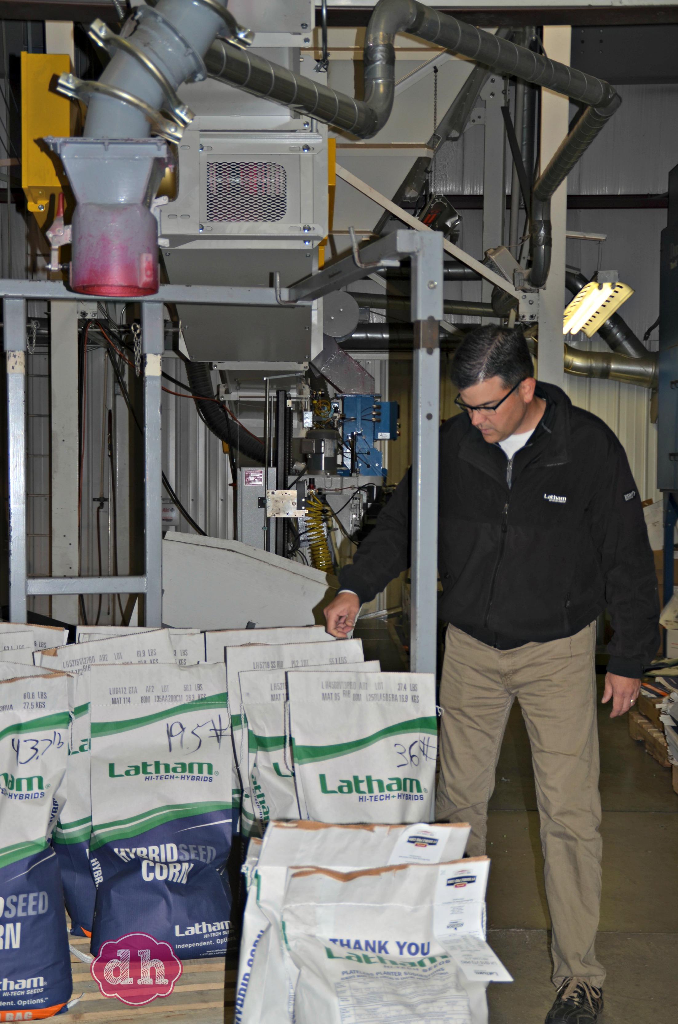 A tour of Latham Hi-Tech Seeds