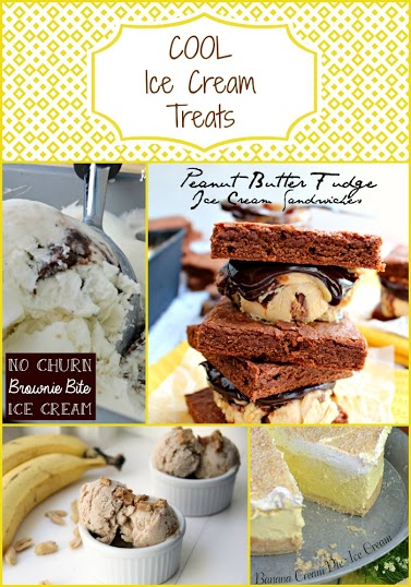 15 Cool Ice Cream Treats