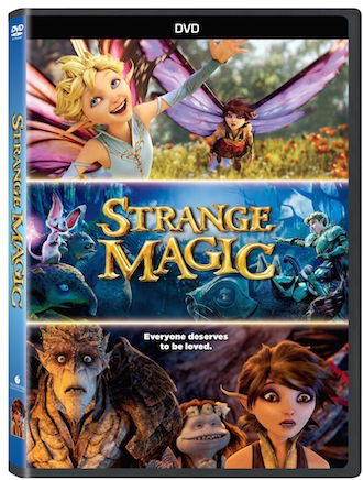 Strange Magic on DVD Now – My Review