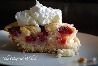 Strawberry Summer Cake 3