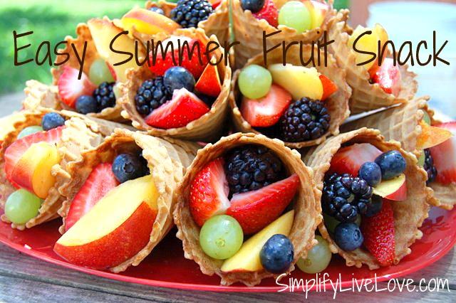fruit-cones
