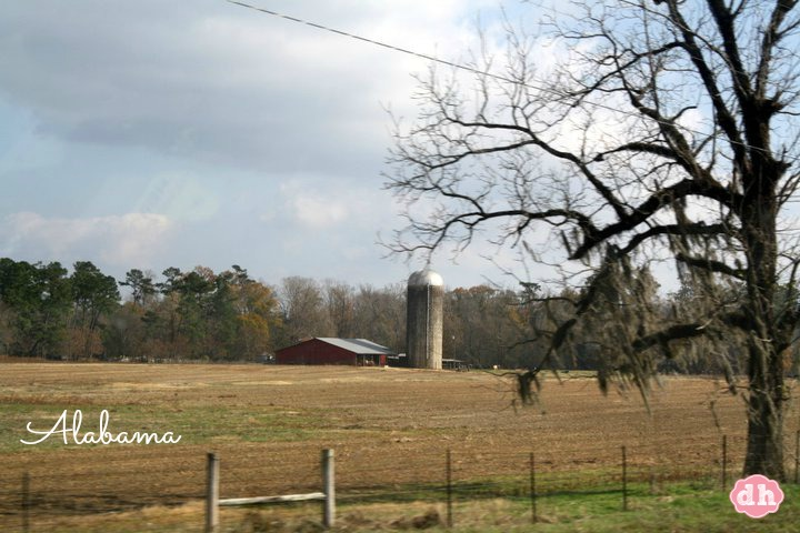 7 Barns Across America #TruckerTuesday