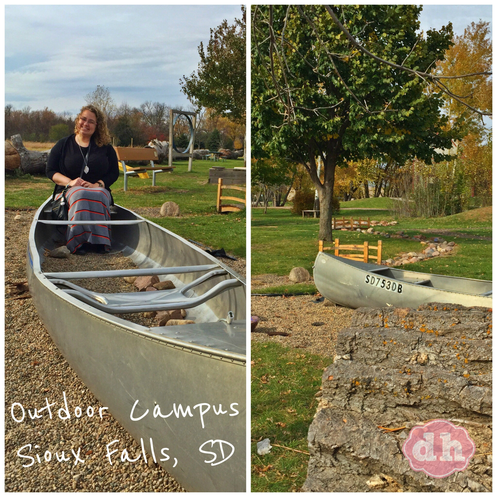 Outdoor Campus in Sioux Falls #VisitSiouxFalls #travel