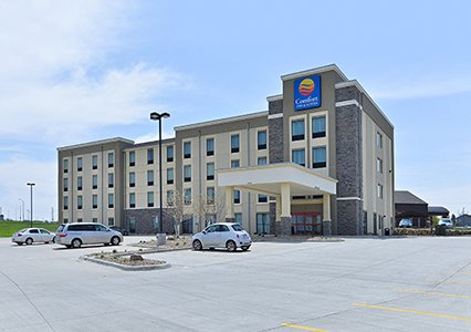 I Had Sweet Dreams At Comfort Inn Amp Suites In Sioux Falls