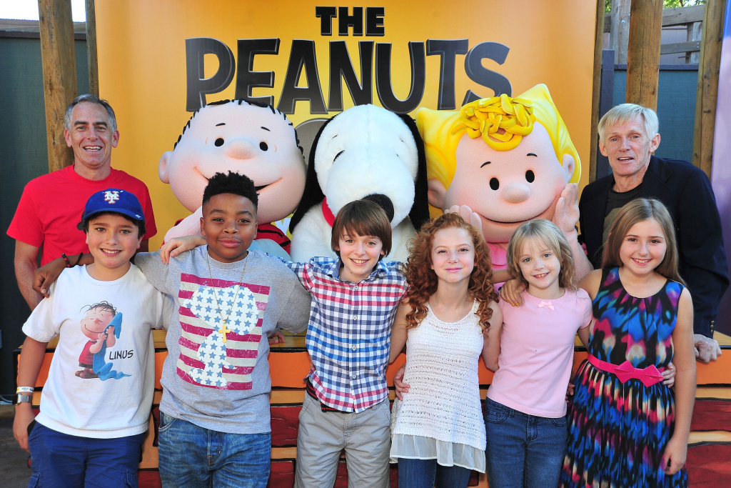 Peanuts! Movie Review & Cast Interview