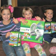 Leaping about with LeapTV