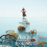 ALICE THROUGH THE LOOKING GLASS – Teaser Trailer Now Available #DisneyAlice