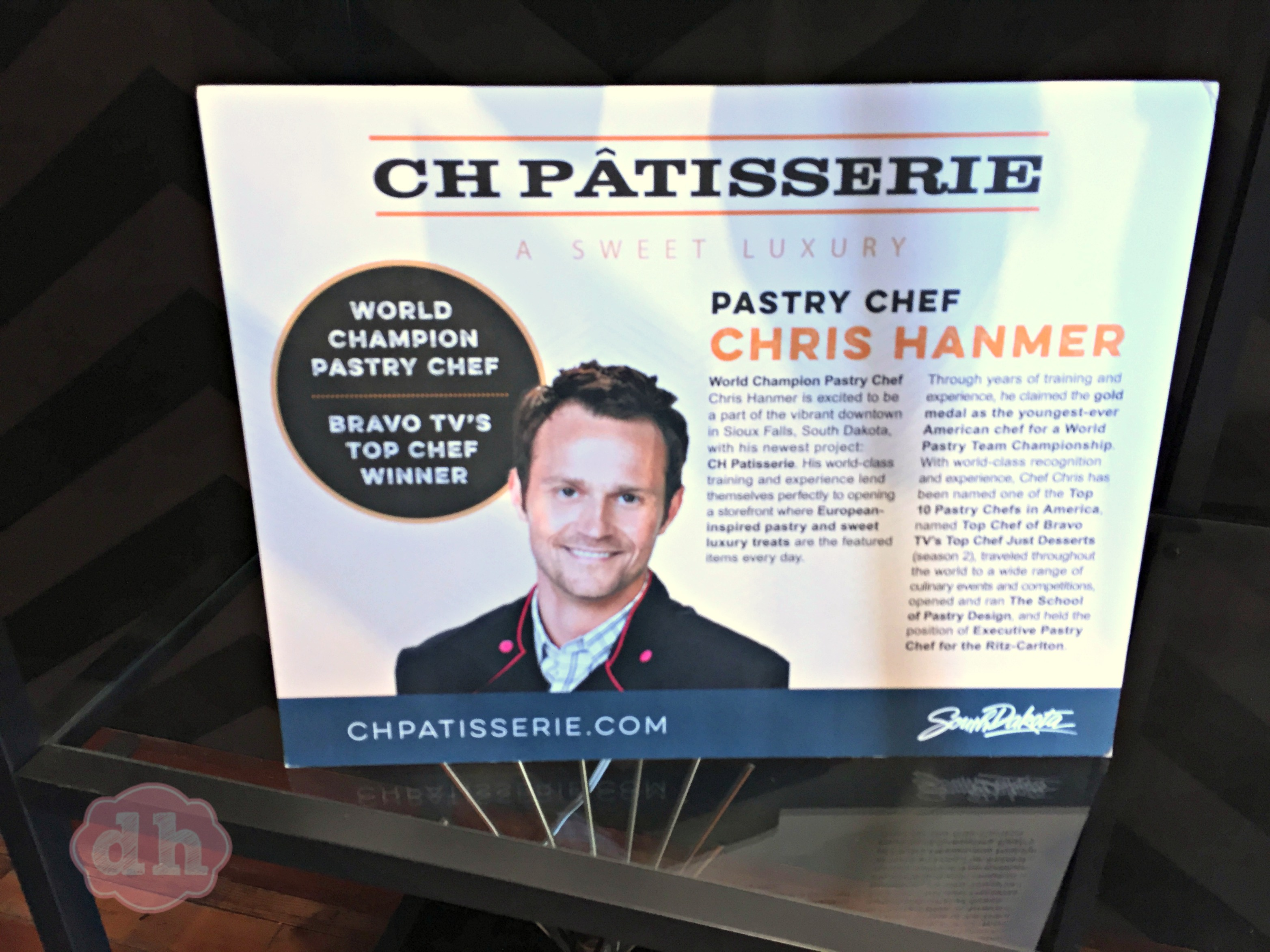 CH Patiserie in Sioux Falls is a Tasty Find