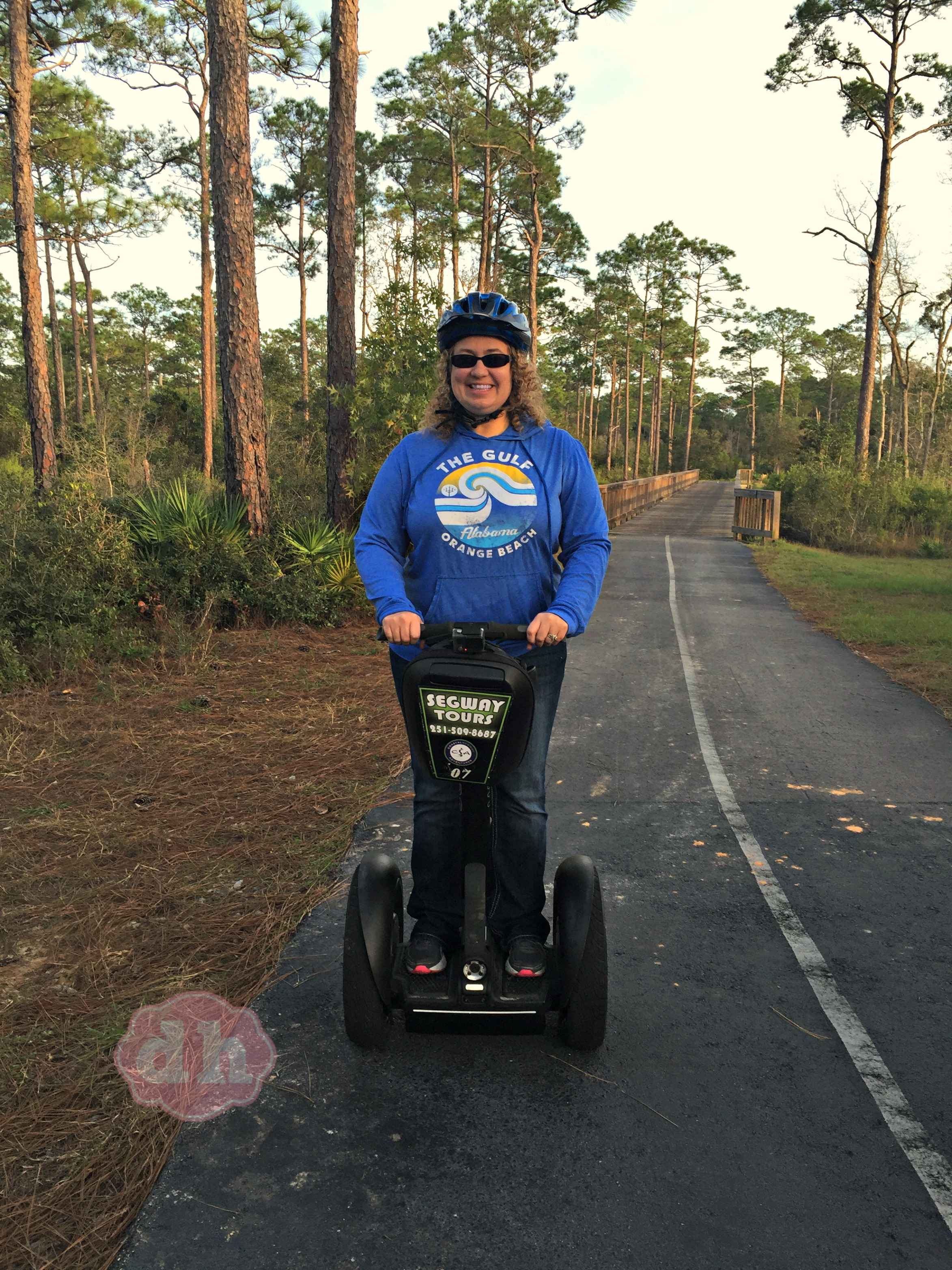 My Day of Exploring on a Segway