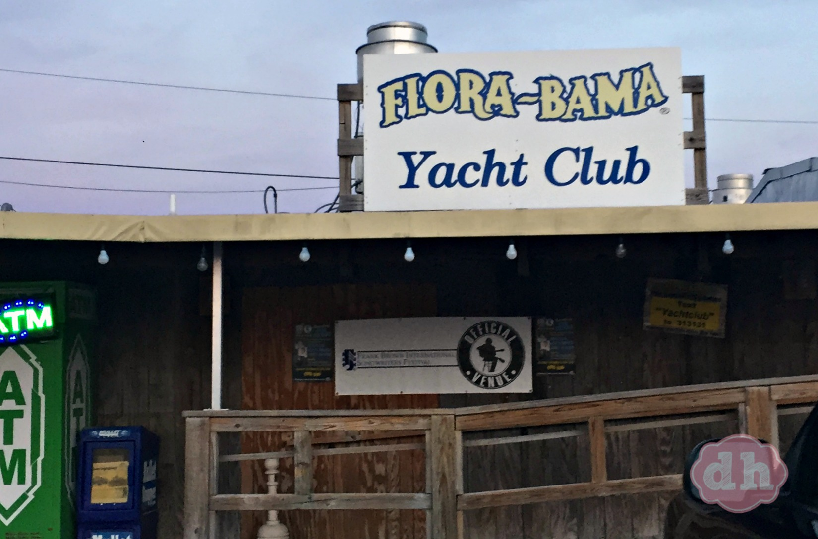 My First Taste of Homemade Pork Rinds at the Florabama Yacht Club