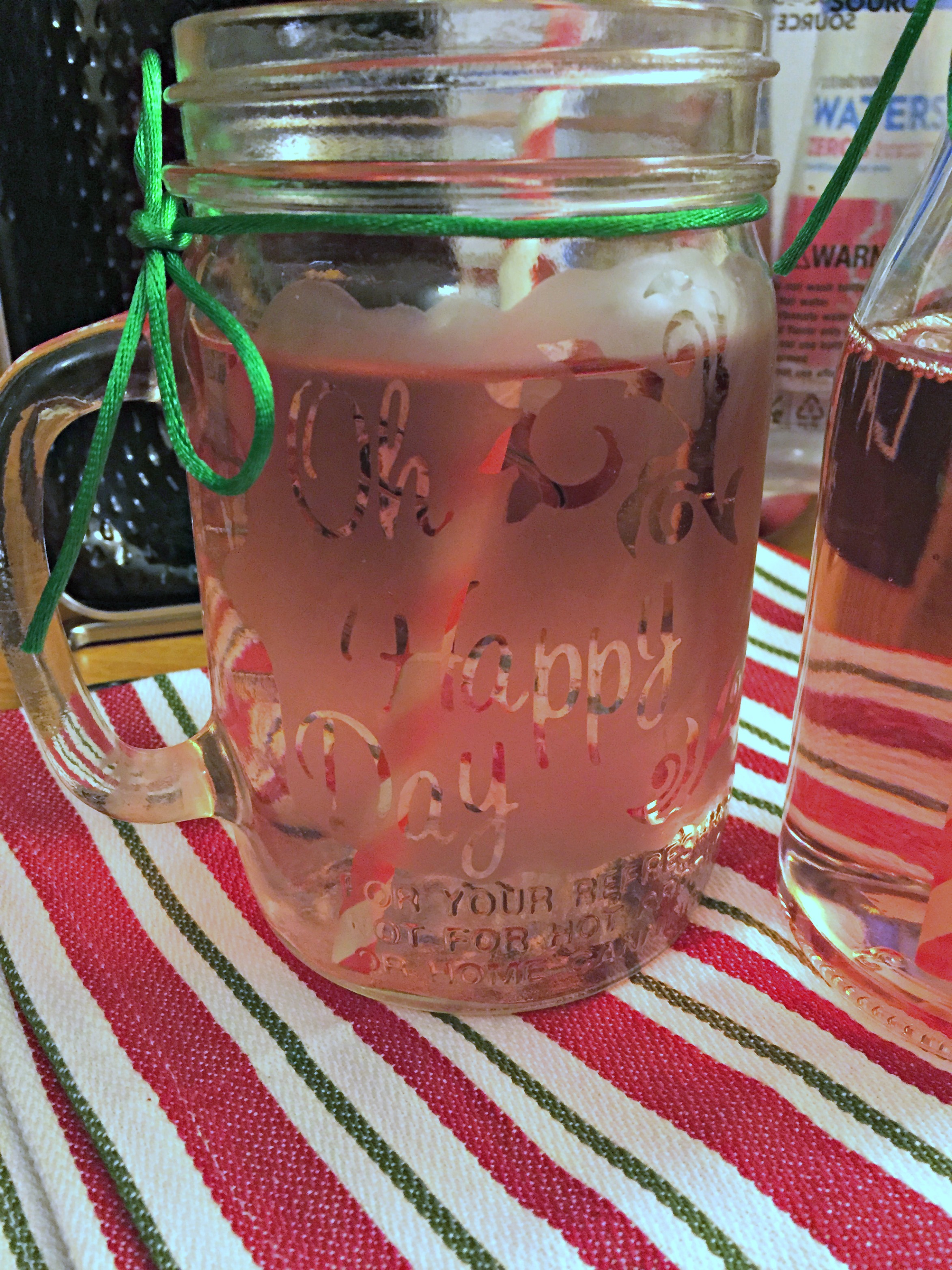 Make your own Personalized Glasses #WaterMadeExciting #CollectiveBias